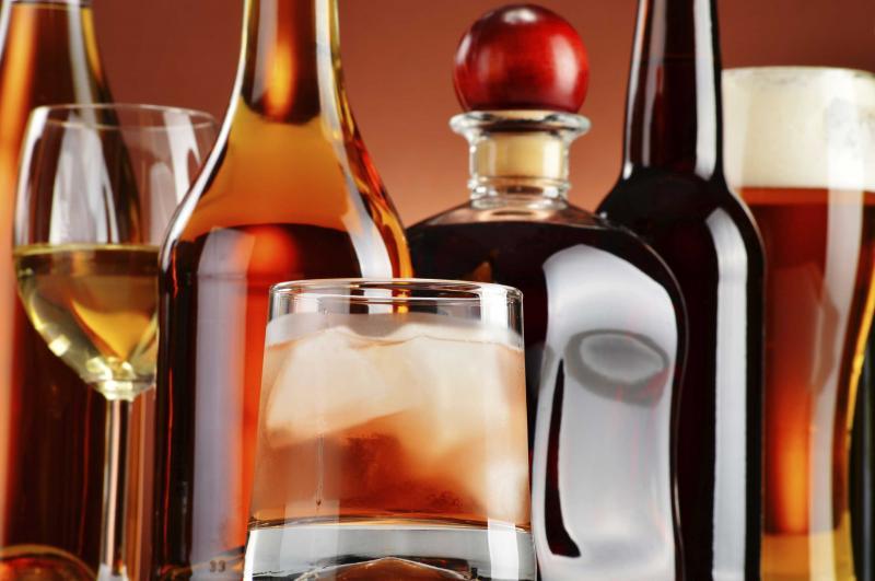 Alcools, alcools forts