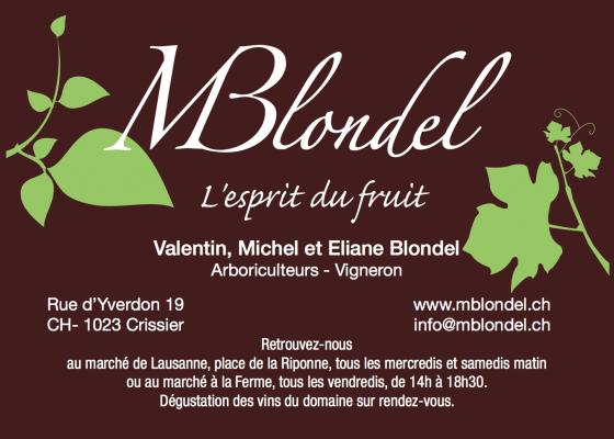 MBlondel - L'Esprit du Fruit
